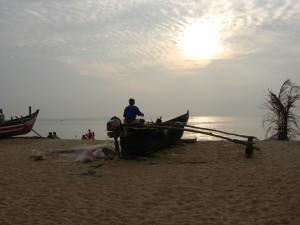 Goa strandstemning (foto admin)