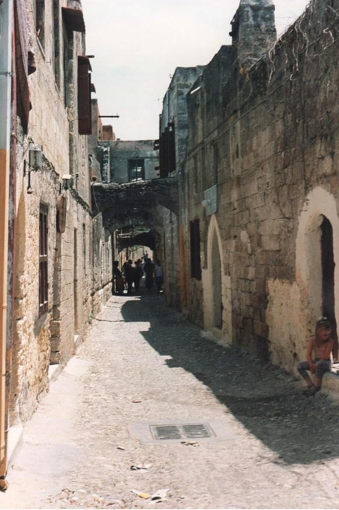 Gamle gader (foto admin)