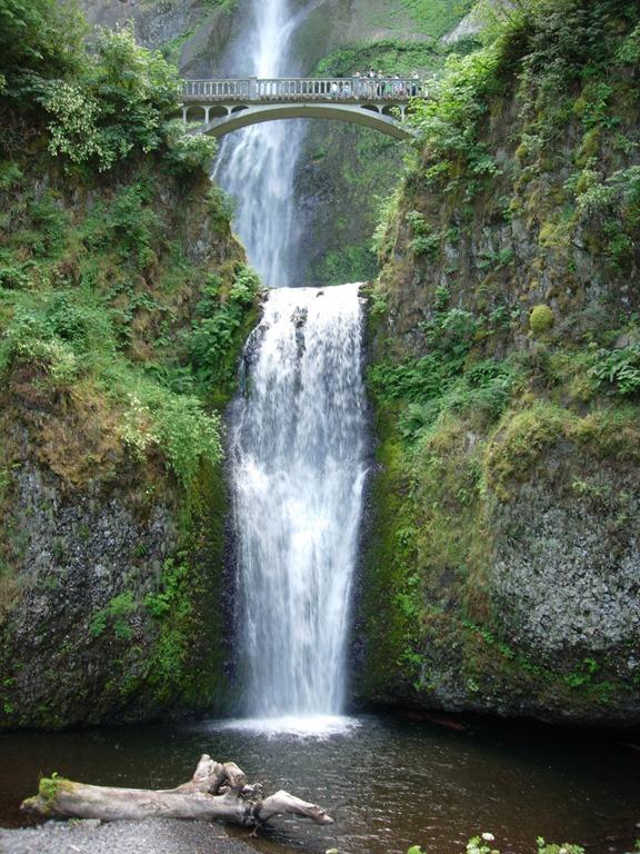 Der er smukt i Oregon