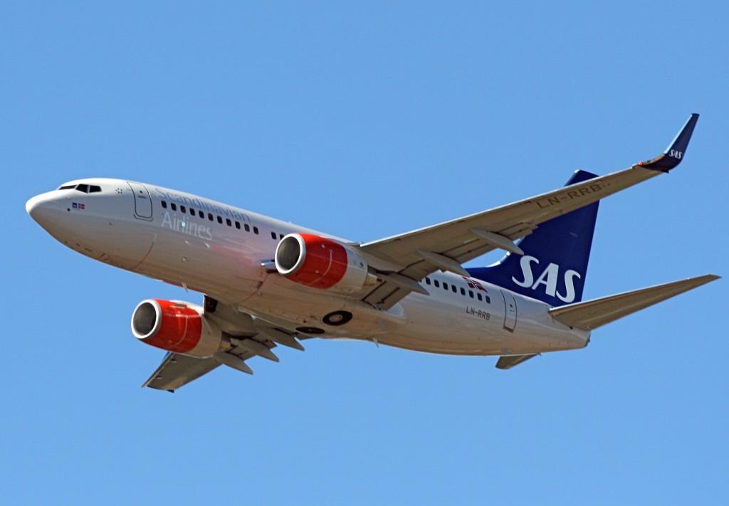 SAS aflyser til Sharm el Sheikh