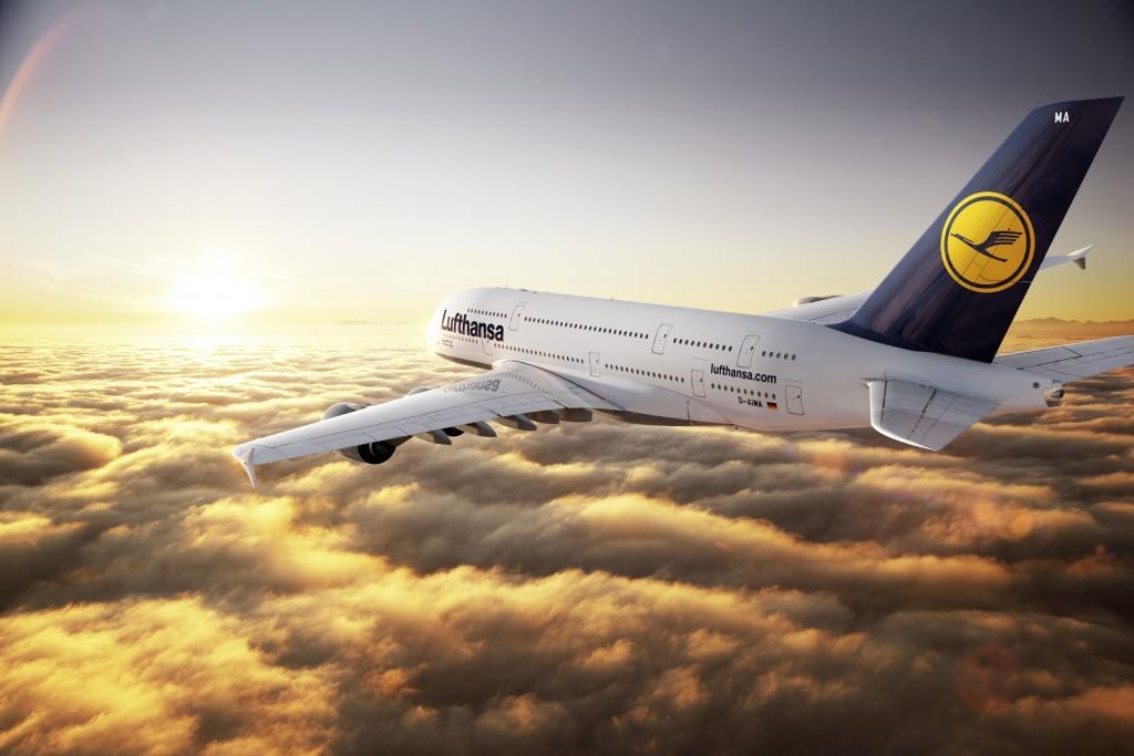 Så er Lufthansa atter på vingerne med alla fly - næsten